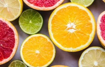 arance e vitamina c